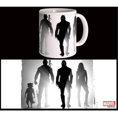 Ludibrium-Guardians of the Galaxy 2 - Tasse Here We Go