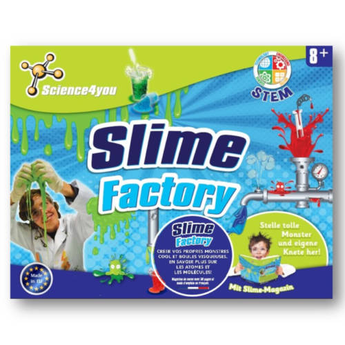 Ludibrium-Science4you - Slime Factory