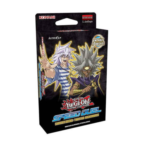 Ludibrium-Yu-Gi-Oh! Speed Duel Starter Deck Twisted Nightmare
