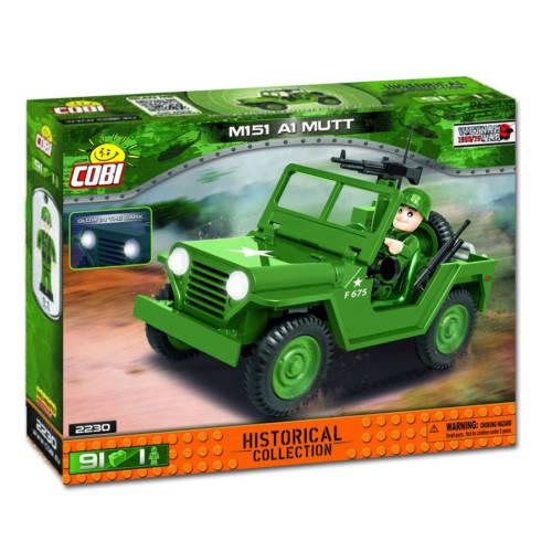 COBI 2230-U.S. Army M151 A1 MUTT