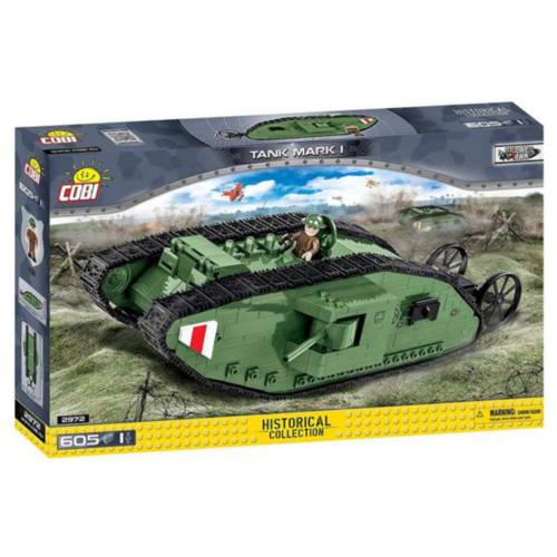 ludibrium-Cobi2972-Tank Mark I