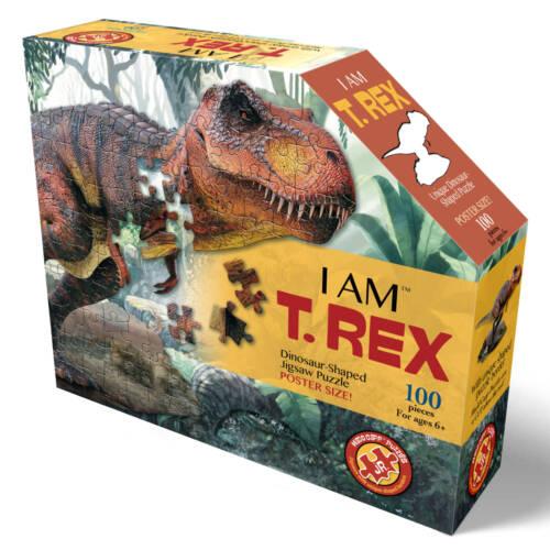 Ludibrium-Madd Capp Puzzle - Junior T-Rex - 100 Teile