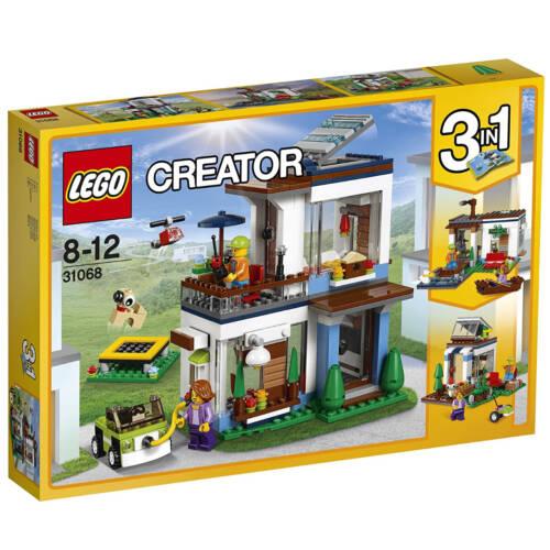 Ludibrium-LEGO Creator 31068 - Modernes Wohnen