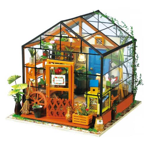 Ludibrium-Rolife - Cathys Blumenhaus - Holzmodell