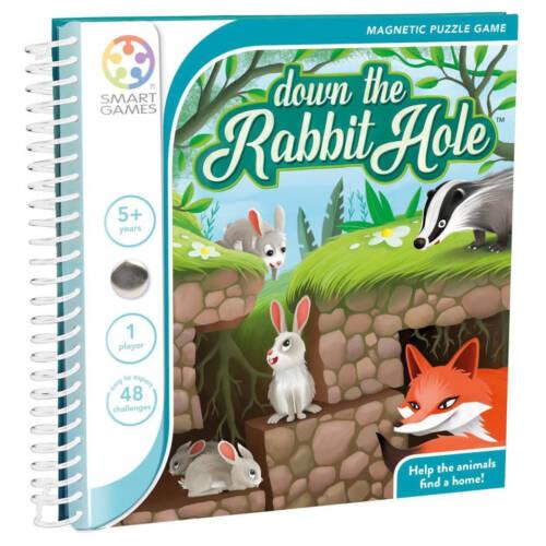 Ludibrium-Smart Games - Down The Rabbit Hole