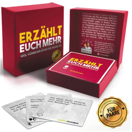 Ludibrium-Simon & Jan - Erzählt euch mehr Paare - Deutsch