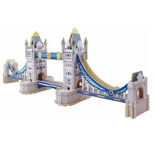 Ludibrium-Anek - Tower Bridge - 3D Puzzle aus Holz