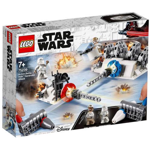 Ludibrium-LEGO® Star Wars™ 75239 - Action Battle Hoth Generator-Attacke