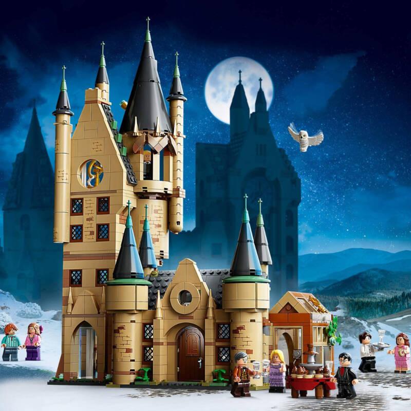 Ludibrium-LEGO® Harry Potter™ 75969 - Astronomieturm auf Schloss Hogwarts