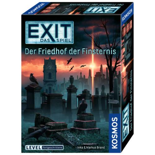 Ludibrium-Kosmos EXIT - Exit das Spiel - Der Friedhof der Finsternis