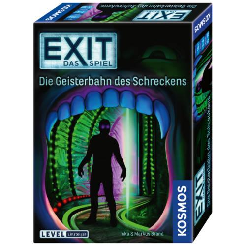 Ludibrium-Kosmos EXIT - Exit das Spiel - Die Geisterbahn des Schreckens