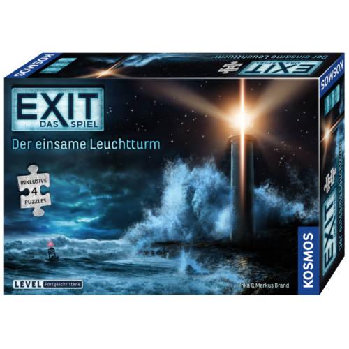 Ludibrium-Kosmos EXIT - Exit das Spiel + Puzzle - Der einsame Leuchtturm