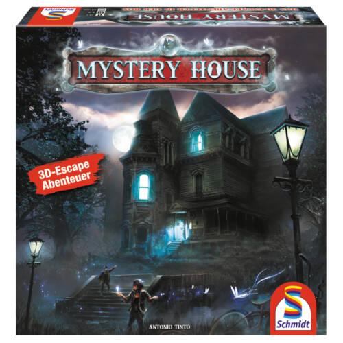 Ludibrium-Schmidt Spiele - Mystery House - 3D-Escape Abenteuer