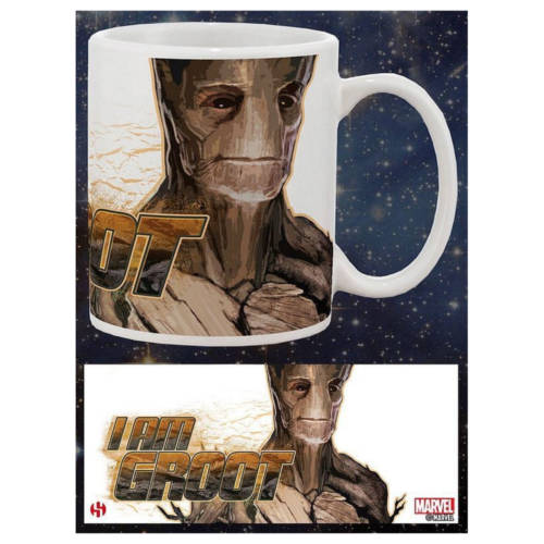 Ludibrium-Guardians of the Galaxy - Tasse I am Groot