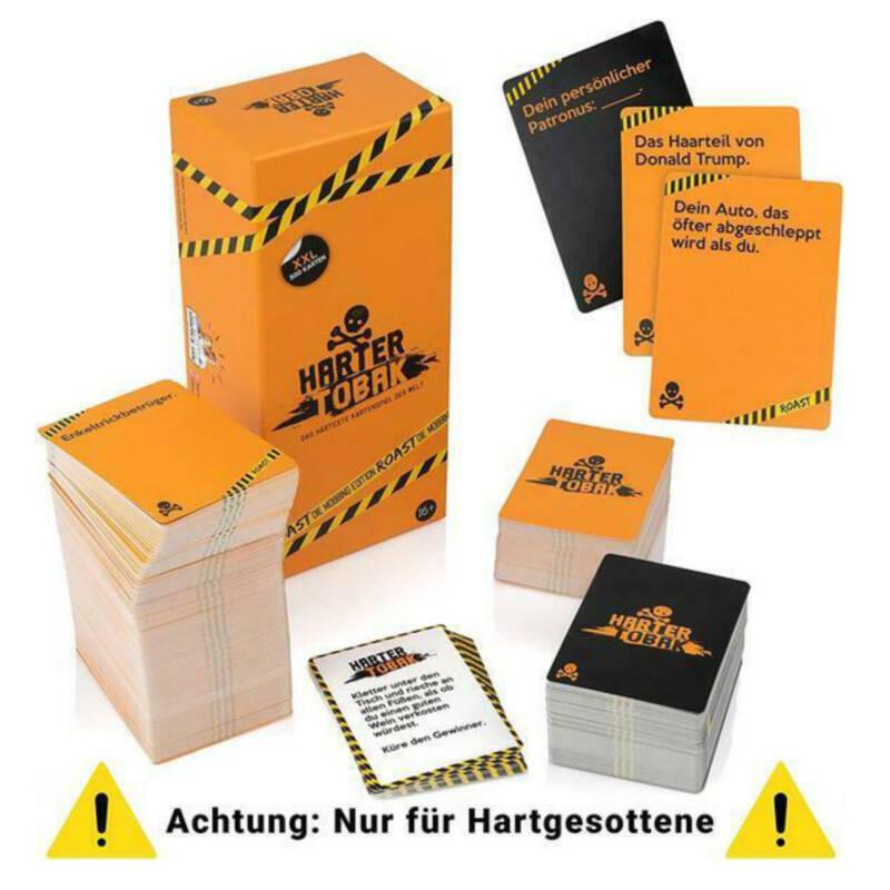 Ludibrium-Simon & Jan - Harter Tobak Roast, Mobbing Edition Deutsch