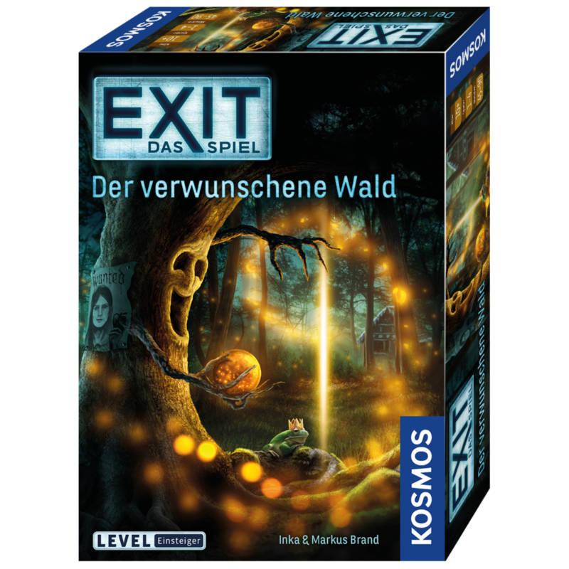 Ludibrium-Kosmos EXIT - Exit das Spiel - Der verwunschene Wald