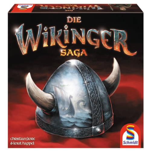 Ludibrium-Schmidt Spiele - Die Wikinger Saga