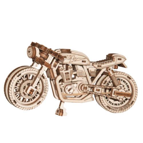 Ludibrium-Wooden.City - Cafe Racer (Motorrad) - Holzbausatz