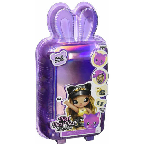Ludibrium-MGA Entertainment - Na!Na!Na! Surprise Doll assortiert - Serie 3