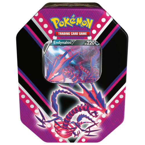 Ludibrium-Pokémon - V Powers Tin 2020 - Endynalos V