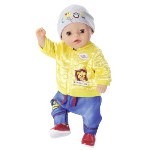 Ludibrium-Zapf Creation - BABY born - Little Cool Kids Outfit
