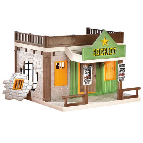 Ludibrium-Playmobil 7378 - Büro des Sheriffs
