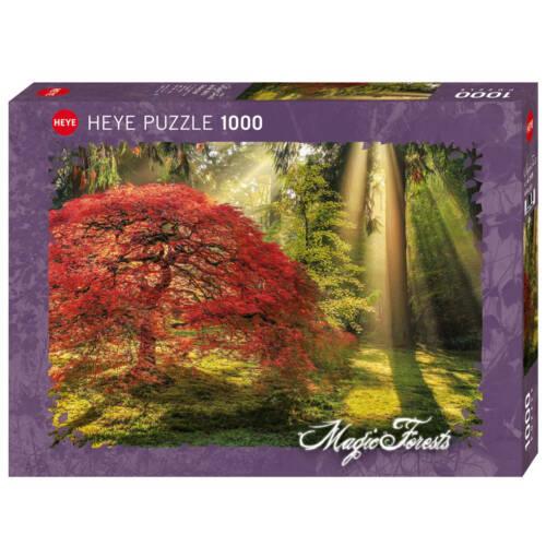 Ludibrium-Heye Puzzle - Magic Forest - 1000 Teile