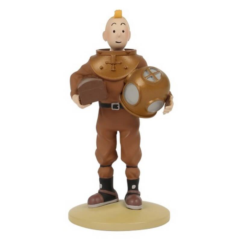 Ludibrium-Moulinsart - Moulinsart - Tim im Taucheranzug / Tintin Scaphandre