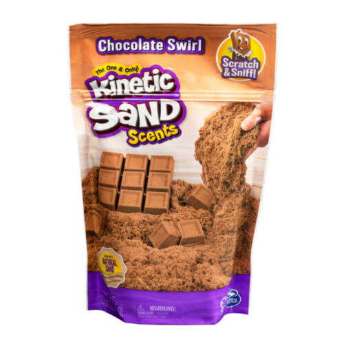 Ludibrium-Spinmaster - Kinetic Duft-Sand 226g - Schokolade