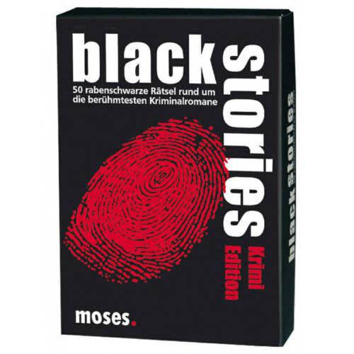 Ludibrium-Moses - black stories - Krimi Edition (Deutsch)