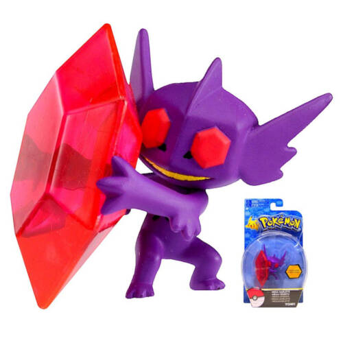 Ludibrium-Pokémon - Mega Sableye Actionfigur