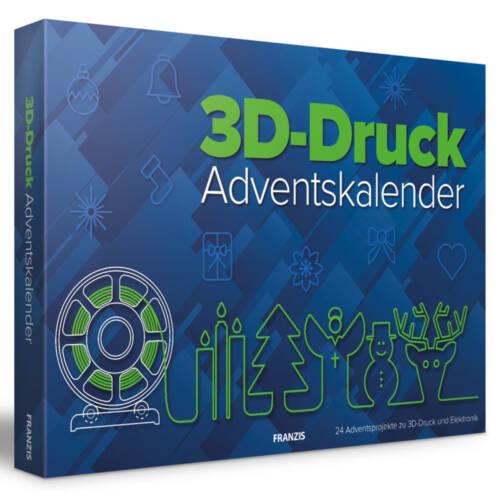 Ludibrium-Franzis - Adventskalender 3D-Druck 67137-0