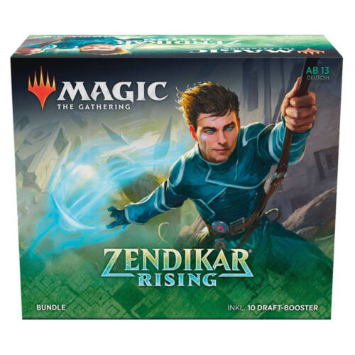 "Ludibrium-Magic the Gathering - Zendikars Erneuerung Bundle ""Deutsch"""