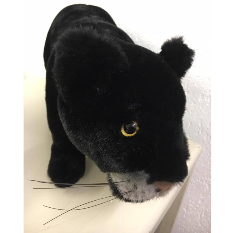 Ludibrium-Steiff 065057 - Taky Panther stehend