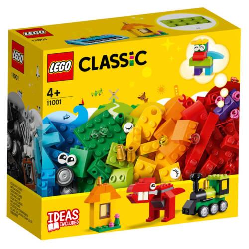 Ludibrium-LEGO Classic 11001 - Bausteine - Erster Bauspass - Klemmbausteine