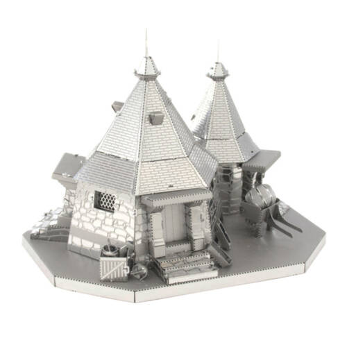 Ludibrium-Metal Earth - Harry Potter Hagrids Hut - MMS441