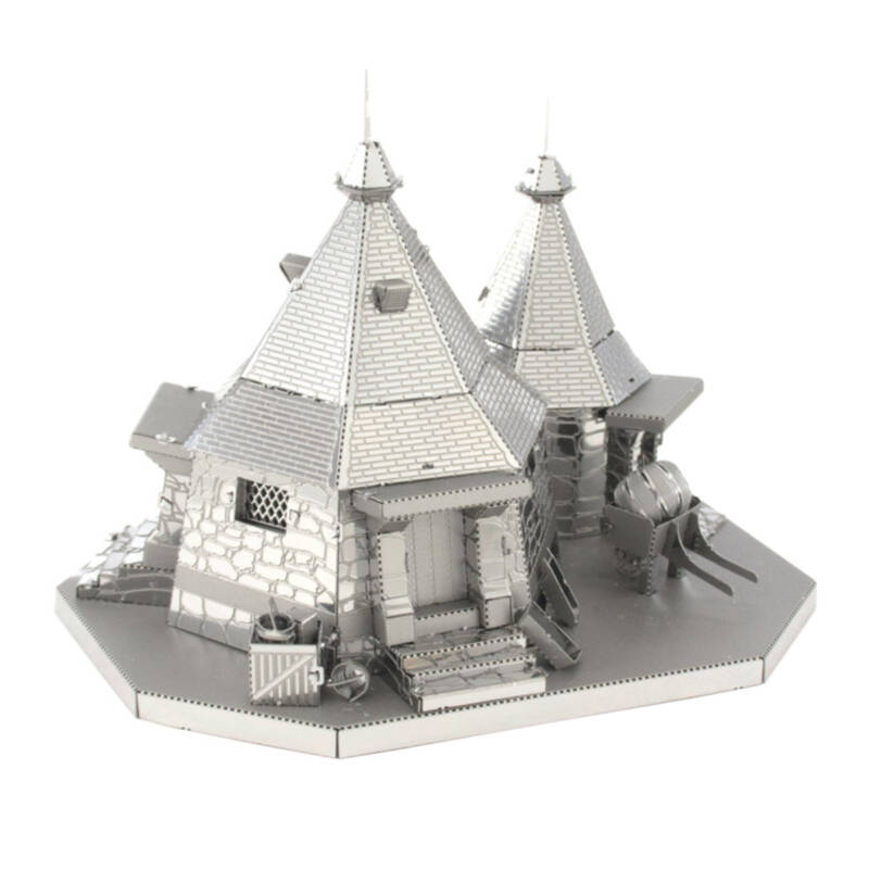 Ludibrium-Metal Earth - Harry Potter Hagrids Hut - MMS441