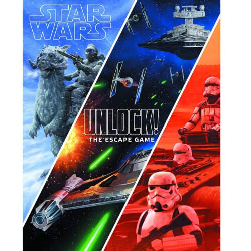 Ludibrium-Asmodee - Unlock Star Wars Escape Adventures - deutsch