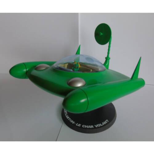 Ludibrium-Blake & Mortimer - das Rätsel von Atlantis, der fliegende Streitwagen