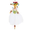 Ludibrium-Krinkles - Poinsettia Fairy Ornament