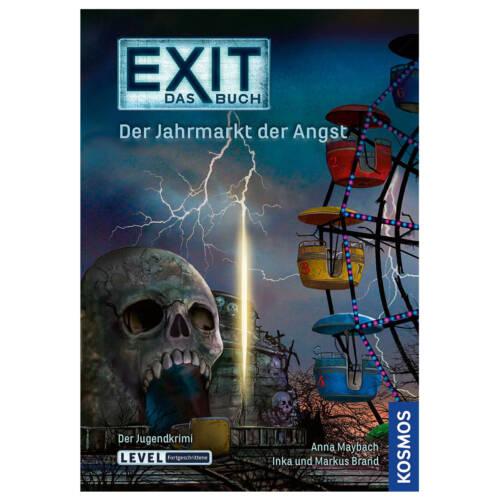"""Ludibrium-Kosmos EXIT - Exit das Spiel - Das Buch """"der Jahrmarkt der Angst"""""""