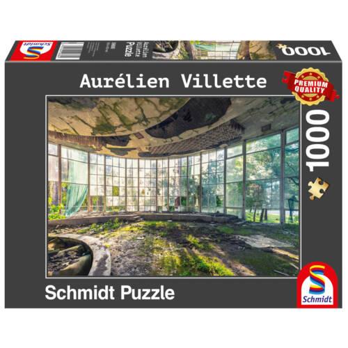 Ludibrium-Schmidt Spiele - Altes Café in Abchasien - 1000 Teile