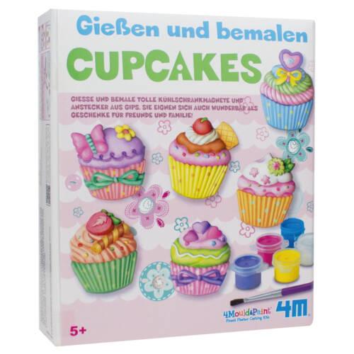 Ludibrium-4M - Cupcake Gips- und Malset