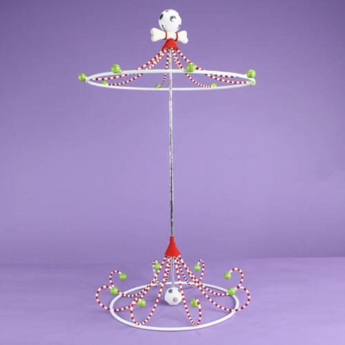 Ludibrium-Krinkles - Display Tree - Hund Mini Ornament
