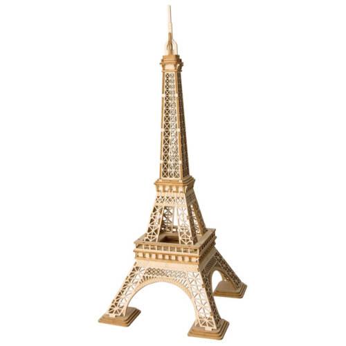 Ludibrium-Rolife - Eiffelturm - 3D Holzpuzzle