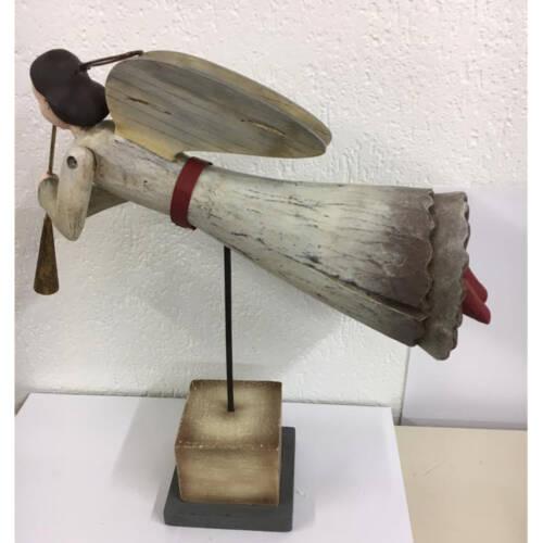 Ludibrium-Grosser Engel mit Sockel