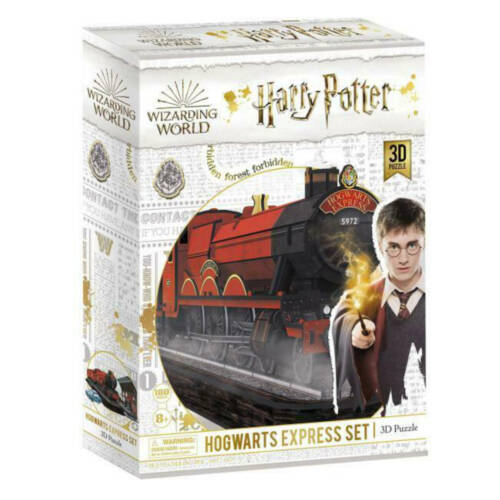 Ludibrium-Harry Potter - 3D Puzzleset Hogwarts Express