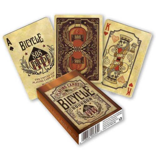 Ludibrium-Spielkarten Bicycle Bourbon