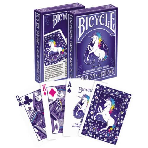 Ludibrium-Spielkarten Bicycle Unicorn