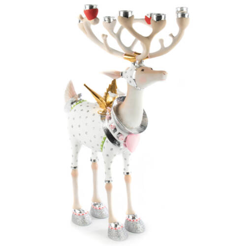 Ludibrium-Krinkles - Moonbeam Cupid Rentier Kerzenständer